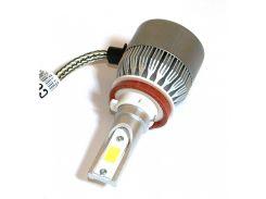 Лампы светодиодные HeadLight C6 H11 12-24V COB