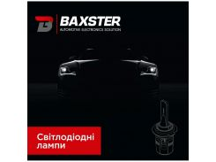 Лампы светодиодные Baxster P HIR2(9012) 6000K 3200Lm