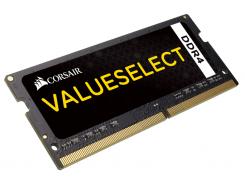память Corsair ValueSelect SO-DIMM DDR4 CMSO8GX4M1A2133C15