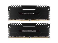 Память Corsair 16 GB (2x8GB) DDR4 2400 MHz Vengeance LED - White LED (CMU16GX4M2A2400C16)