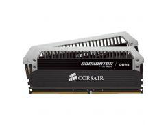 Память Corsair 8 GB (2x4GB) DDR4 4000 Mhz Dominator Platinum