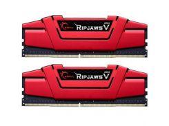 Память G.Skill 16 GB (2x8GB) DDR4 3000 MHz Ripjaws V (F4-3000C15D-16GVRB)