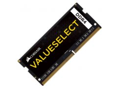 Оперативная память Corsair 4GB (1x4GB) DDR4 SO-DIMM 2133MHz C15 Kit (CMSO4GX4M1A2133C15)