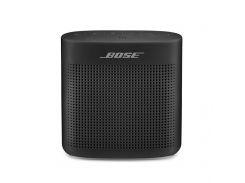 Портативная колонка Bose SoundLink Color II Soft Black (752195-0100)