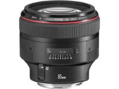 Стандартный объектив Canon EF 85mm f/1.2L II USM