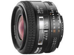 Широкоугольный объектив Nikon AF Nikkor 35mm f/2D