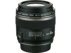 Стандартный объектив (макро) Canon EF-S 60mm f/2.8 Macro USM