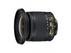 Широкоугольный объектив Nikon AF-P DX Nikkor 10-20mm f/4.5-5.6G VR