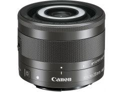 стандартный объектив (макро) Canon EF-M 28mm f/3.5 Macro STM