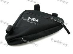 Подрамная треугольная сумка для велосипеда, велосумка