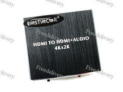 HDMI аудио извлекатель экстрактор SPDIF TOSLINK + 3.5мм джек