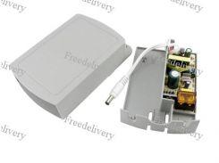 Блок питания AKV-PSU-242, 12В 2А 5.5x2.1мм для камер, уличный