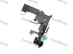 Шлейф 821-1699-A Lightning 3.5мм джек микрофон антенна Apple Iphone 5