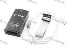USB эмулятор, программатор J-Link V8 ARM, Cortex-M