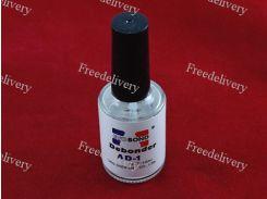 Растворитель дебондер AD-1, жидкость для снятия клея 10мл