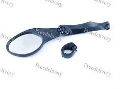 Велосипедное зеркало заднего вида на трубу руля, шарнир Hafny HF-MR081L