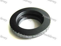 Адаптер переходник Leica L39 M39 - Nikon 1 J1