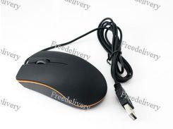 USB оптическая мышь мышка для ноутбука, ПК, 800dpi