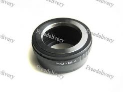 Адаптер переходник M42 - Canon EF-M, кольцо
