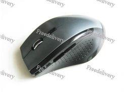 10М 2.4 беспроводная оптическая мышка мышь серая