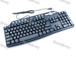 Клавиатура проводная USB мультимедийная FAST EK-3002