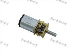 Мотор редуктор микро моторчик 12GAN20 1200об/мин 12В