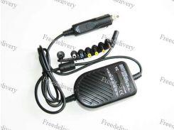 Блок питания автомобильный для ноутбука 15-24В 80Вт универсальный