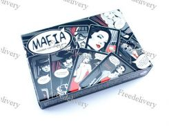 Настольная ролевая карточная игра Мафия