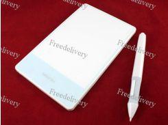 Графический планшет с пером HUION 420 4x2.23, белый