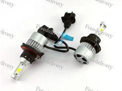 Лампы светодиодные автомобильные Partol S2 H13 P26.4T 12В 72Вт 8000лм