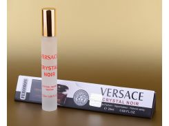 Женская туалетная вода с феромонами Versace Crystal Noir 20 ml (в треугольнике) (реплика)