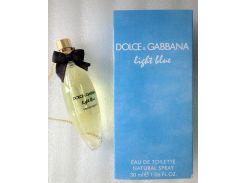 """Мини-парфюм женский """"D&G"""" D&G Light Blue 30 мл  (реплика)"""