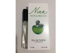 Женская мини парфюмерия Nina Ricci Нина Ричи  (Green Apple) 10 ml (реплика)