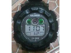 Наручные часы KALONG DI Sportwatch черные мужские наручные часы (реплика)