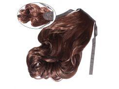 Шиньон из искусственных волос на лентах Легкий завиток 50 см Lady Victory 100г LDV SHS-BCL /0-31