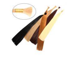 Искусственные волосы Гладкий шелк 50 см Lady Victory 100г LDV SHB-CS /0-6