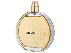 Женская туалетная вода Chanel Chance 100 мл ОАЭ (тестер без крышечки) (реплика)