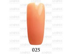 Гель-лак Adore Professional № 025 (персиковый беж), 9 мл ADR 025/96