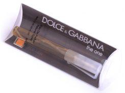 Мужской Мини-парфюм 8 мл Dolce&Gabbana The one for Men  (реплика)