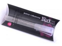 Женский мини-парфюм в ручке 8 мл Туалетная вода Paco Rabanne Black XS For Her  (реплика)