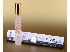 Женская туалетная вода с феромонами Gucci Flora by Gucci 20 ml (в треугольнике) (реплика)