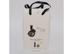 Rock`n`Rose Couture Valentino мини парфюмерия в подарочной упаковке 3х15ml (реплика)