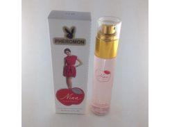 Мини-парфюм женский Nina Ricci Nina (Нина Риччи Нина) pheromon 45 мл (реплика)