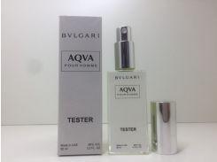 Мужской парфюм Bvlgari Aqua pour homme тестер 60 ml (реплика)