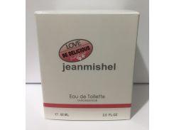 Тестер в подарочной упаковке jeanmishel loveBe Delicious fresh blossom 60мл
