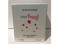 Тестер в подарочной упаковке jeanmishel loveFunny 60 мл