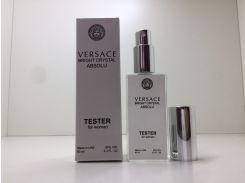Versace Bright Crystal Absolu туалетная вода тестер 60 мл.(реплика)
