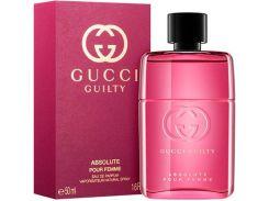 Gucci Guilty Absolute Pour Femme парфюмированная вода (реплика)