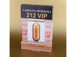 Женская мини парфюмерия 212 VIP Carolina Herrera набор подарочный 2х35 мл (реплика)