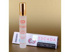 Женская туалетная вода с феромонами Escada Born in Paradise 20 ml (в треугольнике)  (реплика)